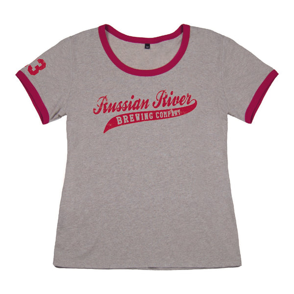 Farm Fresh Women's Baseball Ringer Tee