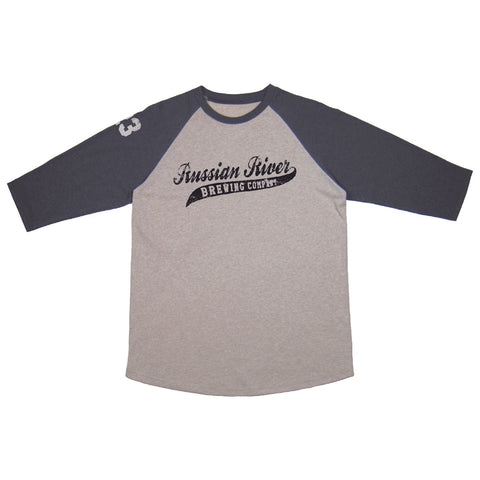 Farm Fresh Baseball Raglan Tee