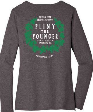 Pliny the Younger Ladies Long Sleeve shirt