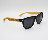DomChi Custom Wood-framed sunglasses