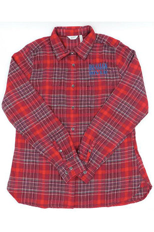 RRBC Flannel Red - Women's