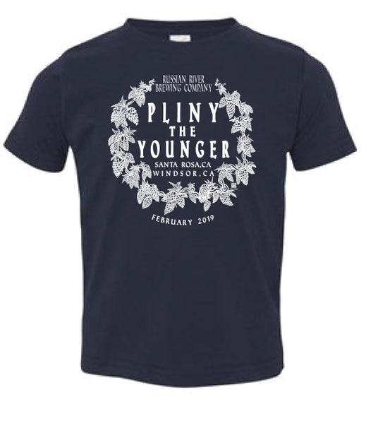 2019 Kids Pliny the Younger T-shirt