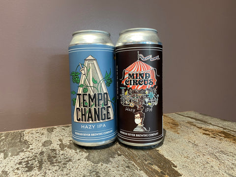 CANS Tempo Change/Mind Circus 16 pk Case *SHIPPING IN CA ONLY*