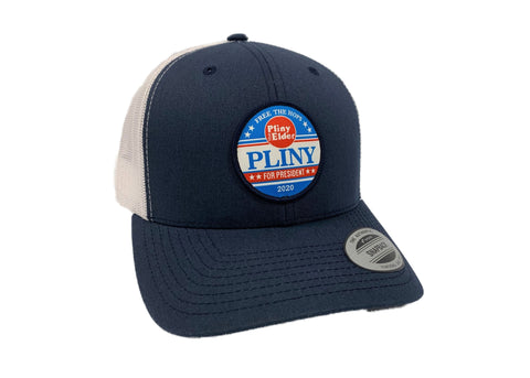 Pliny For President Trucker Hat