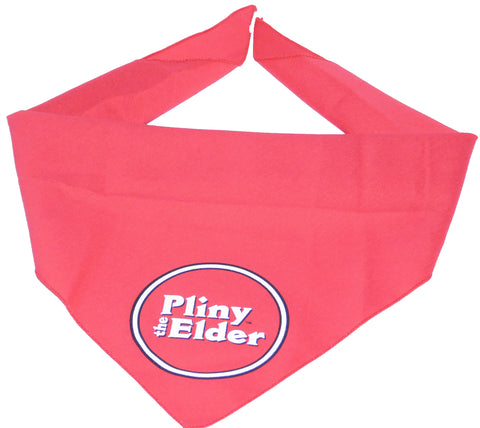 Pliny the Elder Dog Bandanna