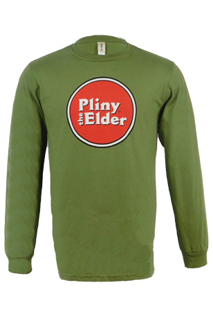 Pliny the Elder Men's Long Sleeve Tee - Green