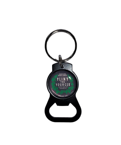 Pliny the Younger bottle opener key chain