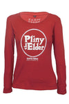 Pliny Ladies Long Sleeve
