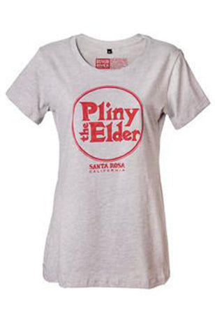 Pliny the Elder Ladies Tee - Gray