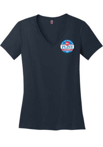 Pliny For President Ladies T-Shirt