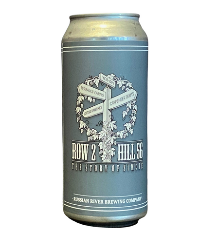 CANS Row 2 Hill 56 100% Simcoe Pale Ale 16 pk Case **SHIPS 1/19/21 IN CA ONLY**