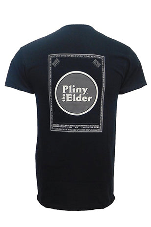 Pliny the Elder Black T-Shirt