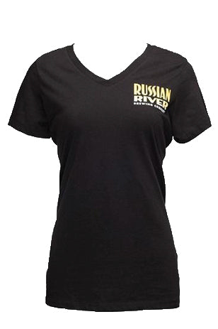 RRBC Black Ladies Tee
