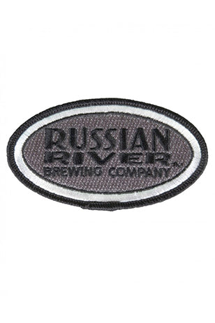 RRBC Embroidered Oval Patch