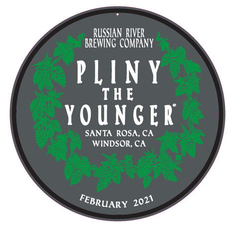 2021 Pliny the Younger Metal Tacker