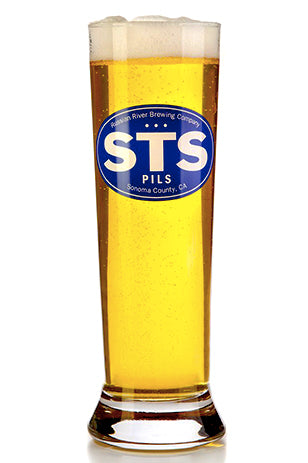 STS 16oz Pilsner Glass