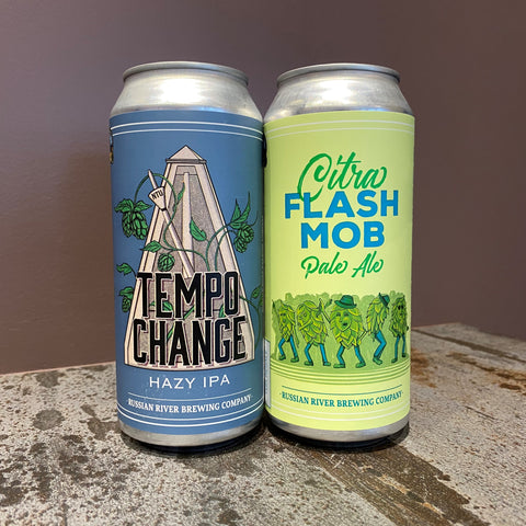 CANS Tempo Change/Citra Flash Mob 16 pk Case *SHIPPING IN CA ONLY*