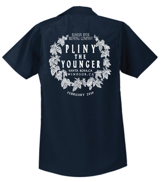 2019 Men's Pliny the Younger Work shirt