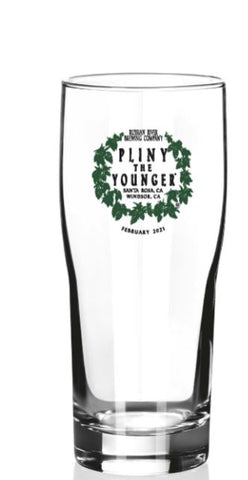 2021 Pliny the Younger 20oz Glass