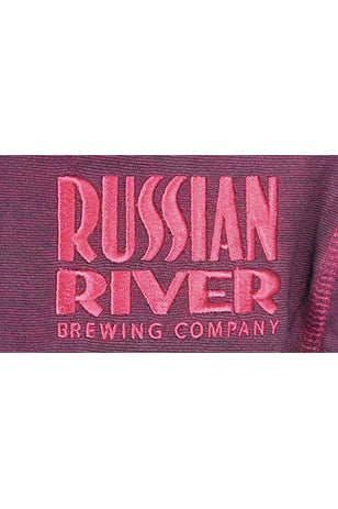 Russian River 1/4 Zip Ladies Pullover