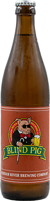 Bottles Blind Pig IPA 12 pk 510 ML *SHIPPING IN CA ONLY*