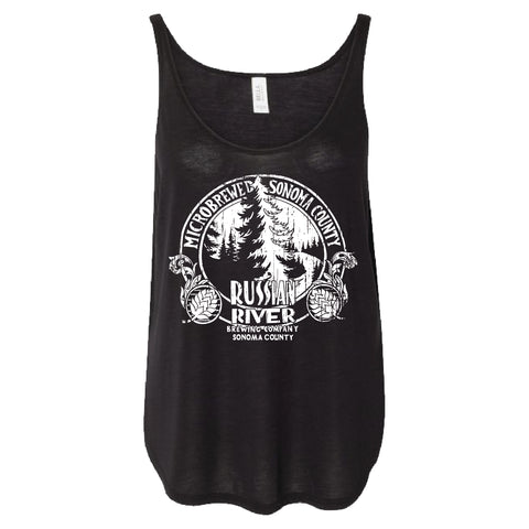 RRBC Ladies Flowy Side Slit Tank