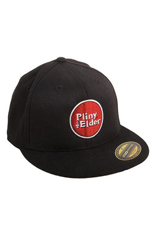 Pliny the Elder Hat (Flexfit) - Black