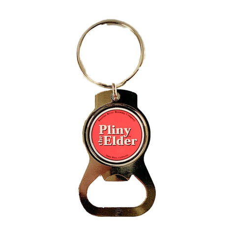 Pliny the Elder Bottle Opener Keychain