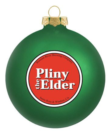 Pliny the Elder Christmas Ornament