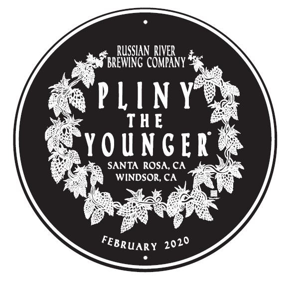 2020 Pliny the Younger Metal Tacker