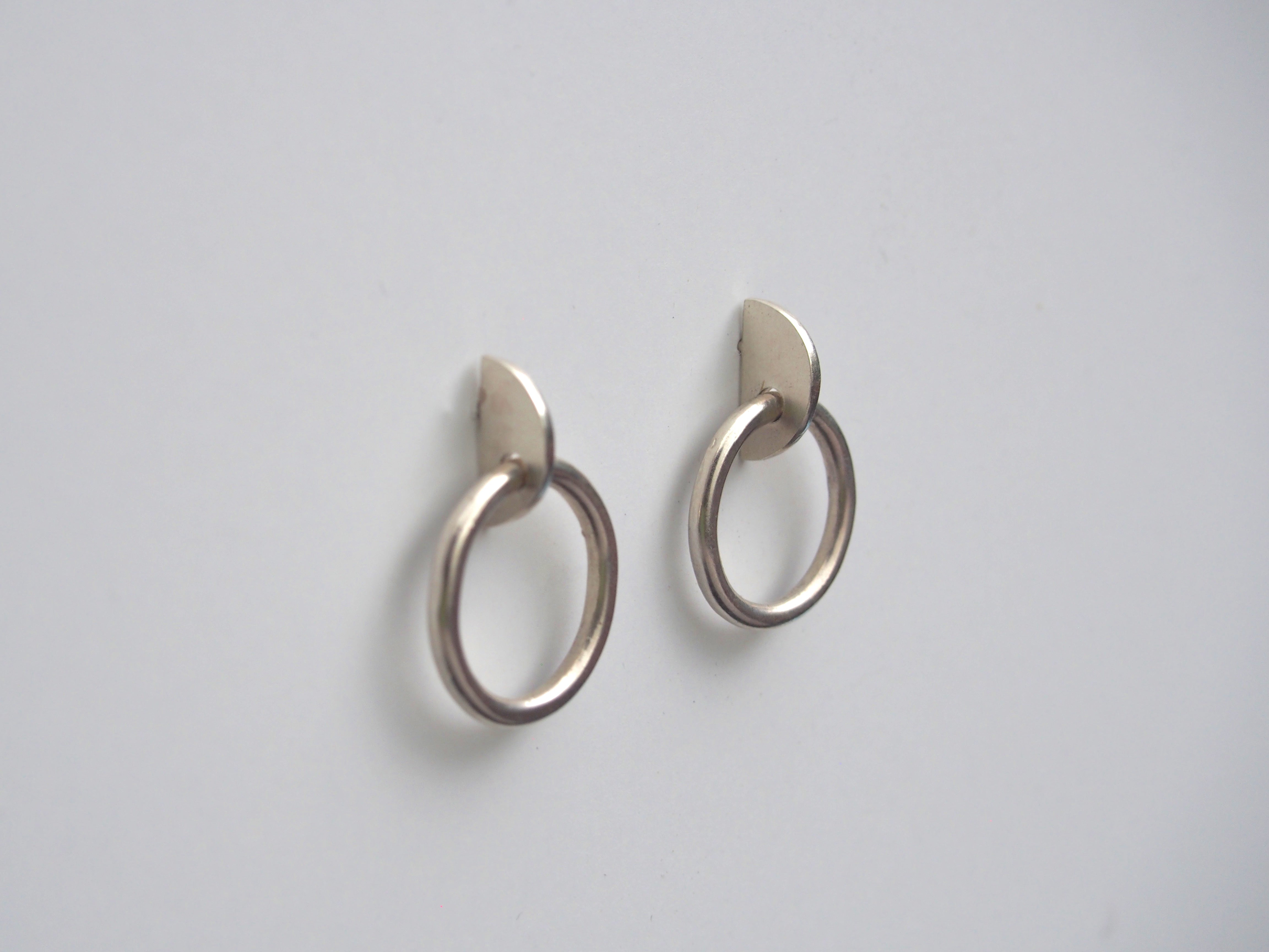 SLICE Earring / Small – OCTAVE JEWELRY