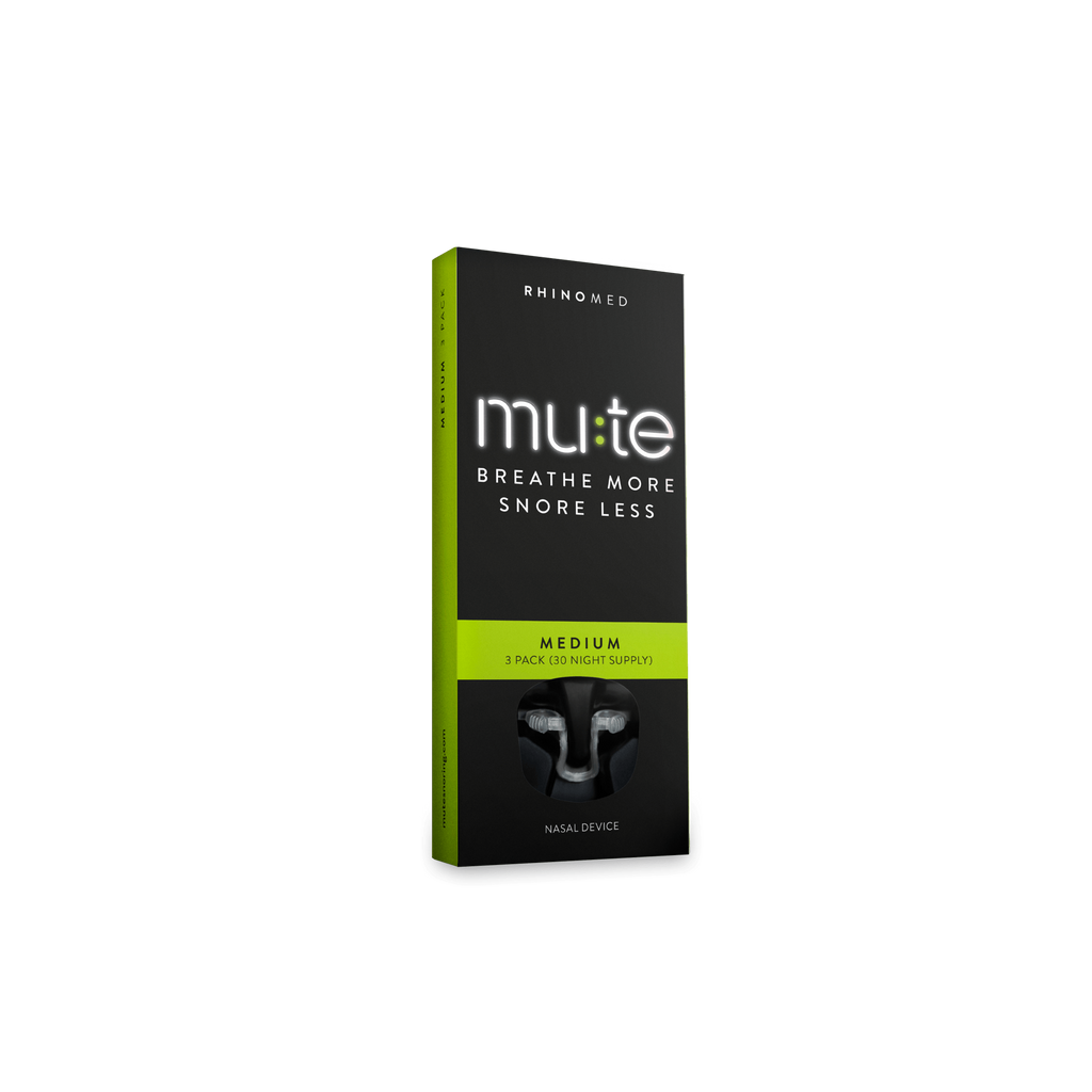 Mute Refill Pack  (3-pack)