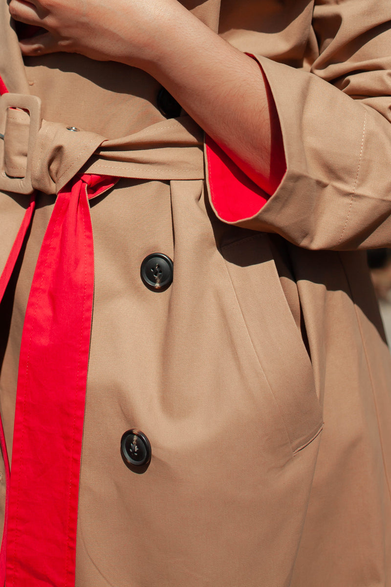 London Town Trench Coat