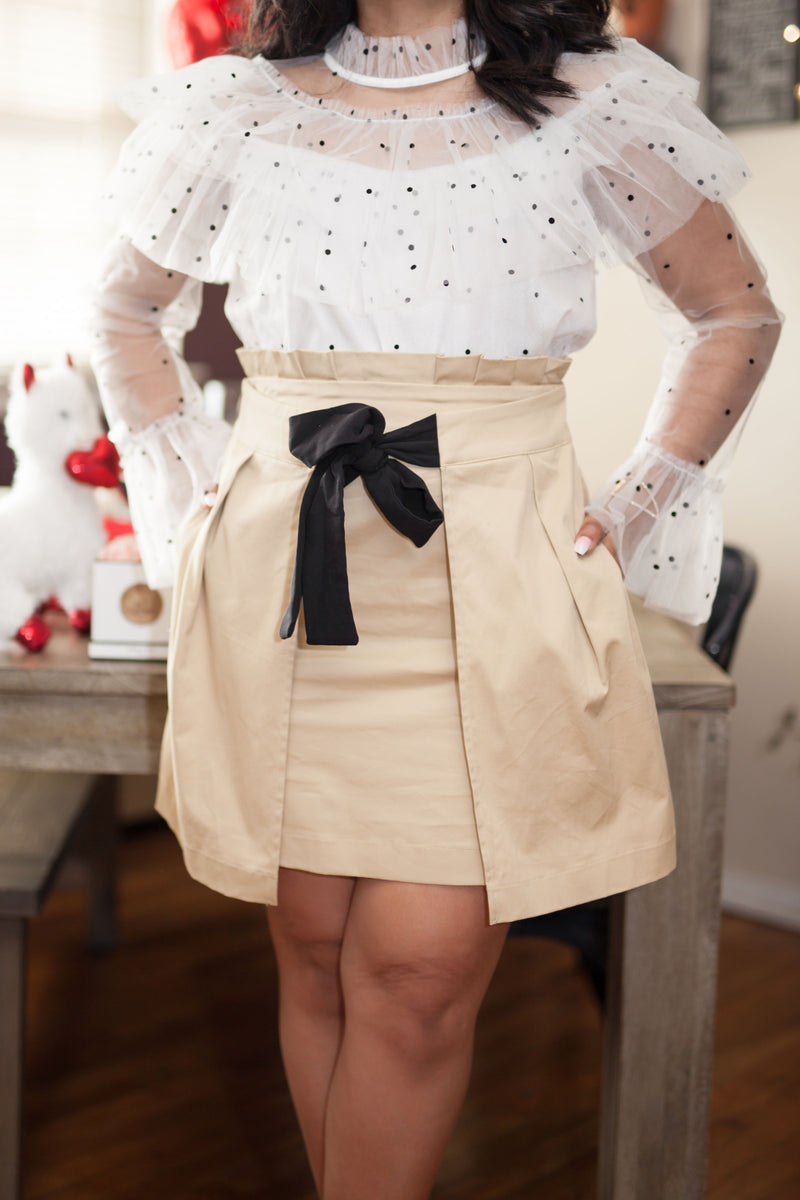 Tie the Knot Skirt