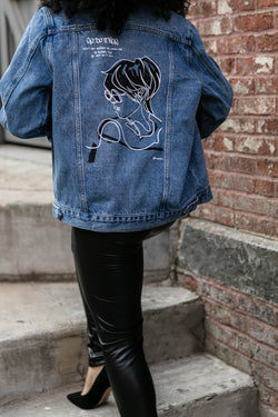 K Legacy Denim Jacket