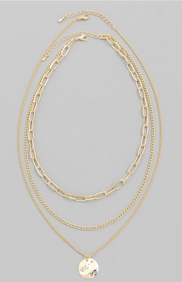 Reyna Layered Necklace