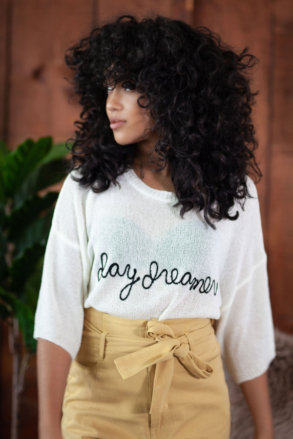 Day Dreamer See Through Sweater