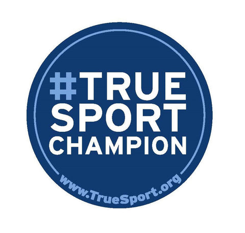 TrueSport Champion Sticker