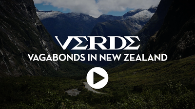 Verde Vagabonds In New Zealand