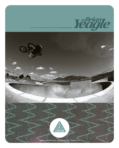 Way Back Wednesday: Brian Yeagle Print Ad