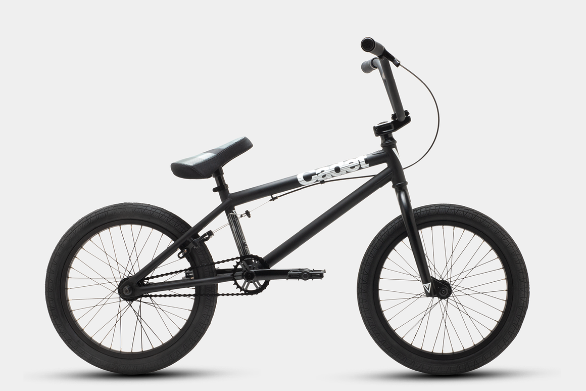 "2019 Verde Cadet 18"" kids BMX bike"