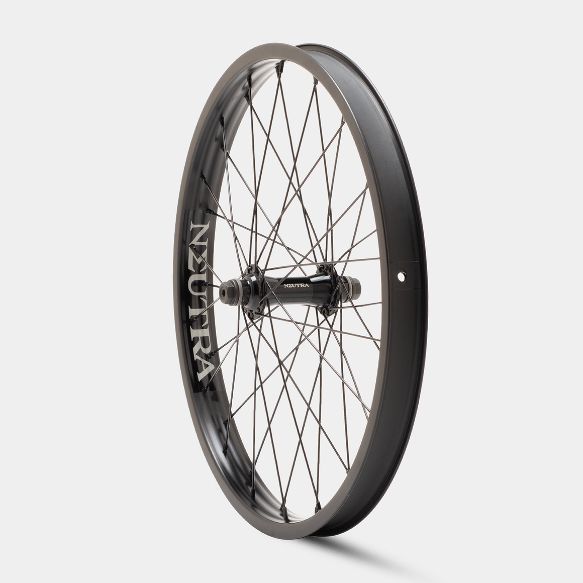 "Verde Neutra 20"" BMX front wheel"