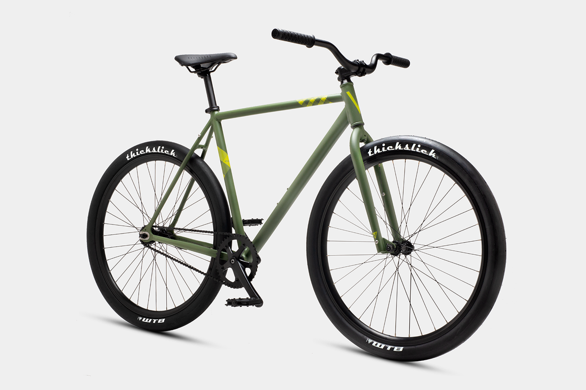 2019 Verde Vario 650B in matte army green