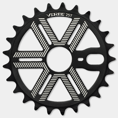 Verde Recon 25-tooth BMX sprocket