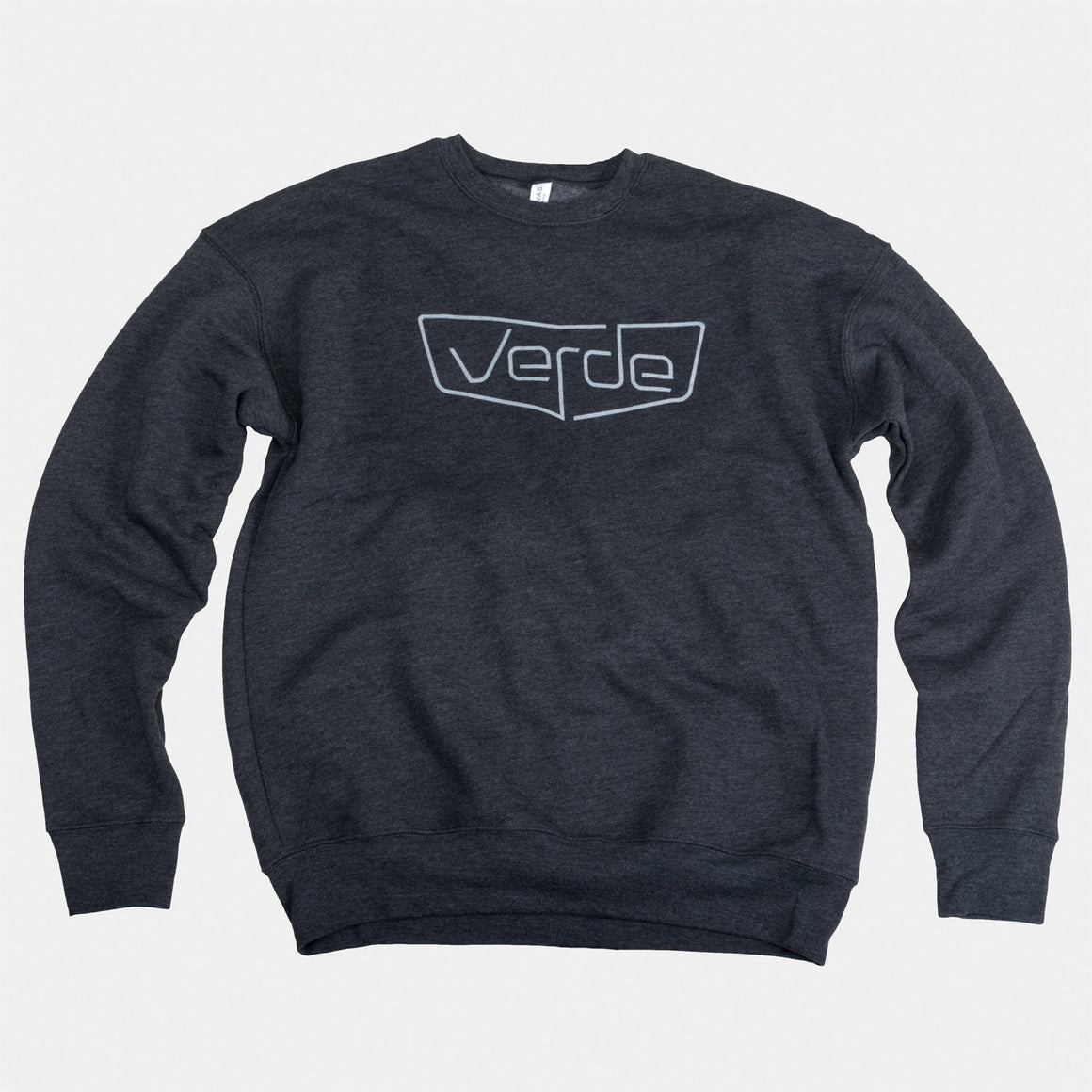 Verde BMX Shield Crew Neck Sweatshirt