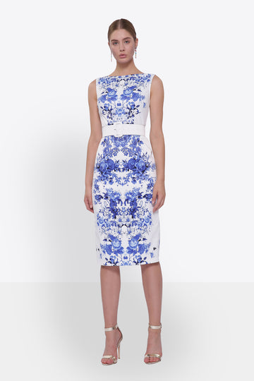 Blossom Sheath Dress
