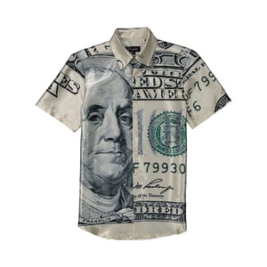 Men's Benjamin Short Sleeve Button Up