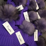 Confetti Beanies ( Colored Fur )
