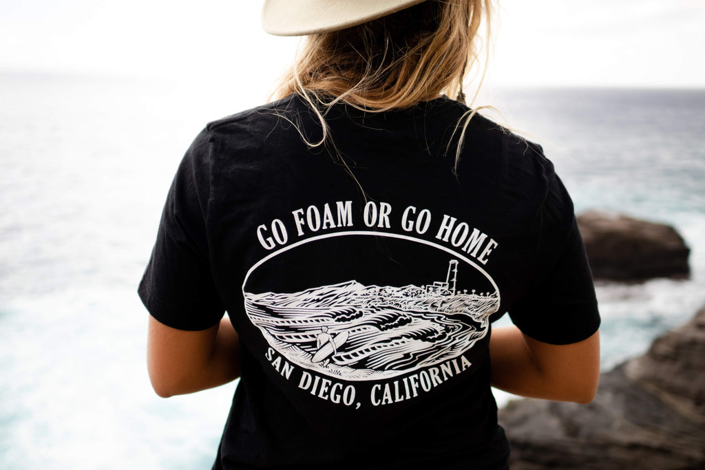 Go Foam or Go Home T-Shirt