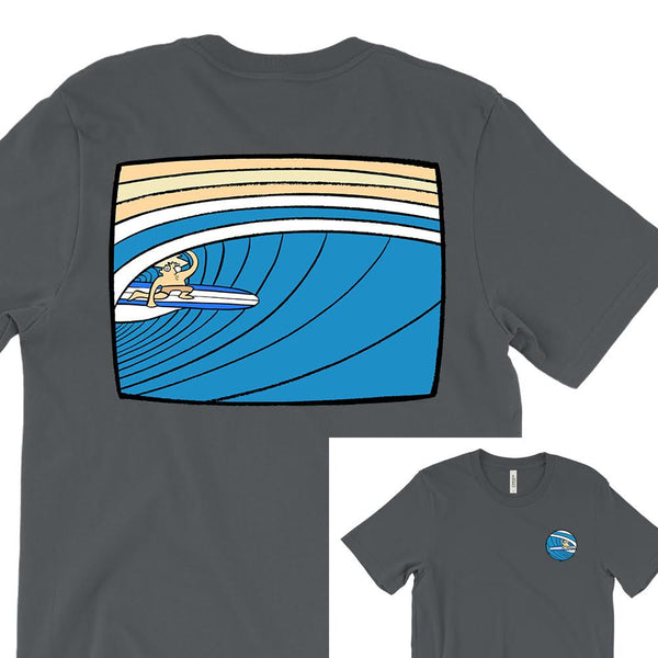 Team Wavestorm x Joe Vickers T-Shirt Collab